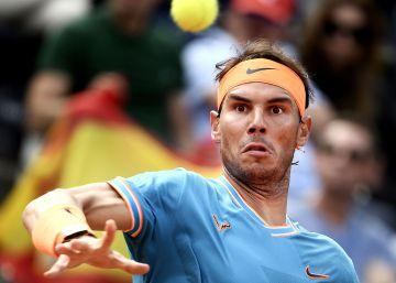 Nadal ya es Nadal: 'ko' a Djokovic y campeón en Roma