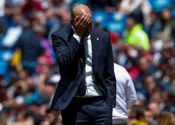 El batacazo que Zidane vio venir
