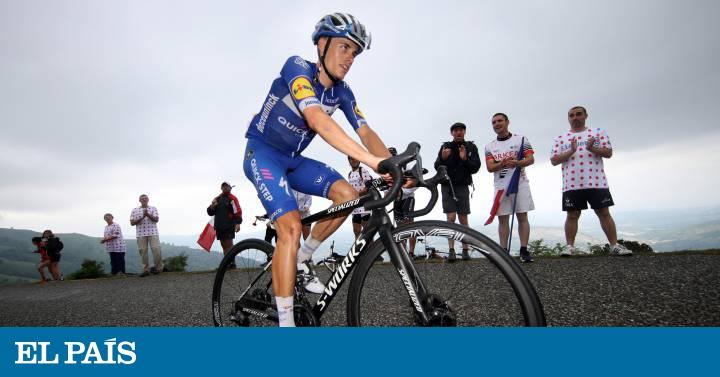 Tour De Francia 2019 Enric Mas El Tour Me Ha Tratado Bastante Bien Por Ahora Deportes El Pais