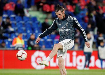 Bale apuesta contra Zidane