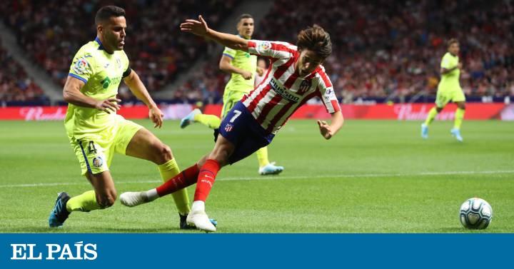 "Simeone: ""João Félix showed the power he has"" | sports"
