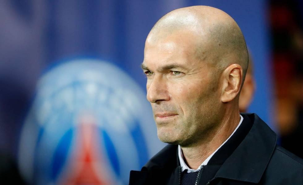 El piano desafinado de Zidane