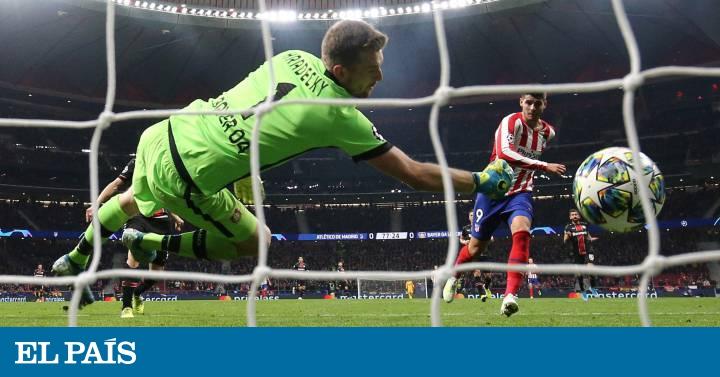 Morata ends Atlético's faith | sports