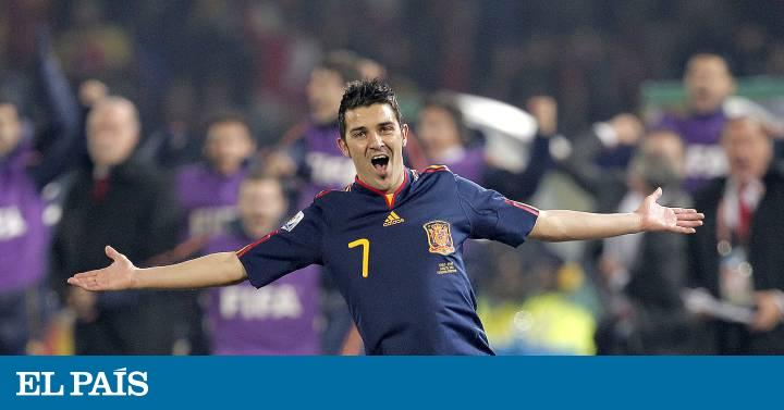 David Villa anuncia su retirada del fútbol