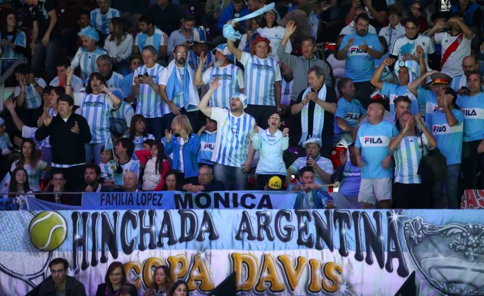 La ruidosa seducción de Argentina a la Davis