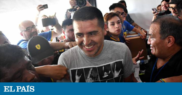 """El macrismo pierde Boca Juniors y Riquelme se convierte en el """"hombre fuerte"""" del club"""