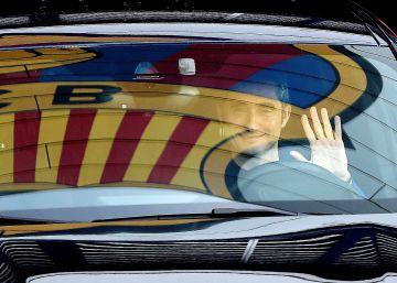 El Barcelona destituye a Ernesto Valverde y elige a Quique Setién como nuevo entrenador