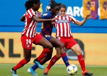 Atlético-Barcelona y Real Sociedad-Levante, semifinales de la Supercopa femenina de fútbol