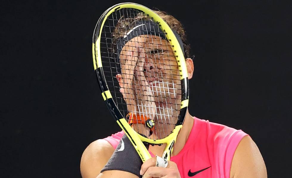 Nadal pierde ante Thiem en cuartos del Open de Australia