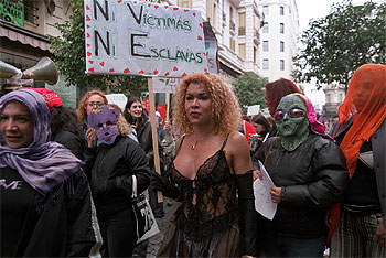 manifestacion prostitutas prostitutas chinas valencia