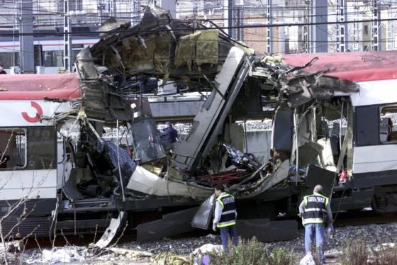 Resultado de imagen de ATENTADO TRENES MARZO 2004