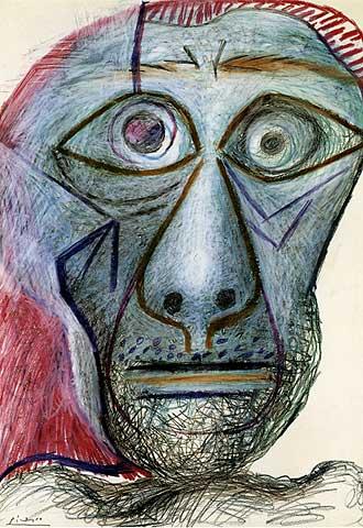 Autorretrato 1972 De Picasso Edici 243 N Impresa El Pa 205 S