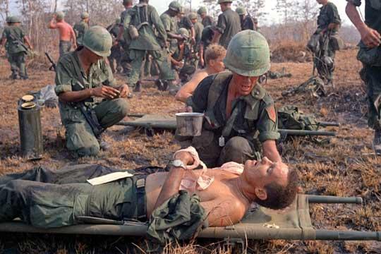 Resultado de imagen de heridos in vietnam
