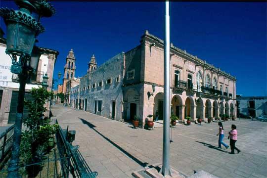 La Plaza Tacuba De Jerez M 233 Xico Edici 243 N Impresa El Pa 205 S