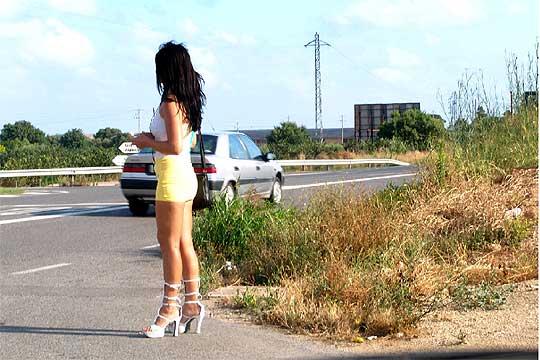 la protitucion prostitutas en carretera