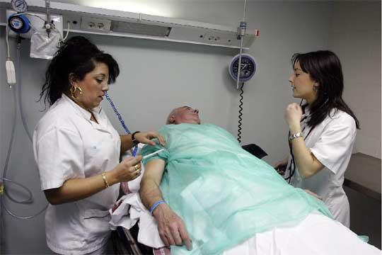 Las enfermeras del turno de noche - 1 3