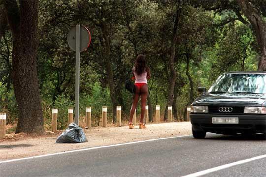 prostitutas en africa prostitución