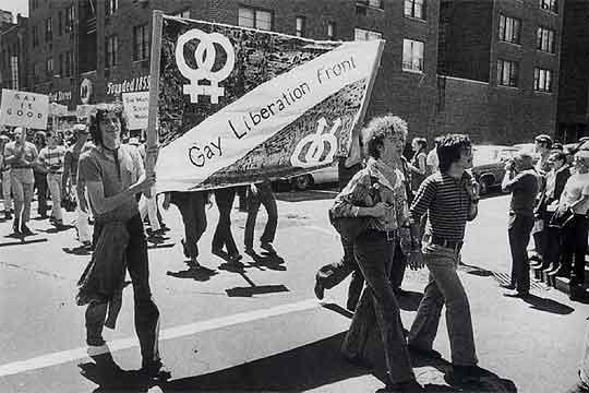 primera marcha del orgullo gay