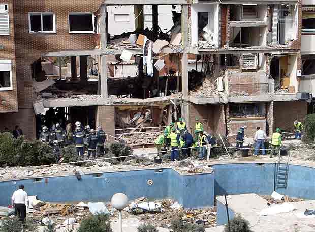Piso de legan s donde se suicidaron implicados en el 11 m edici n impresa el pa s - Pisos de bancos en leganes ...