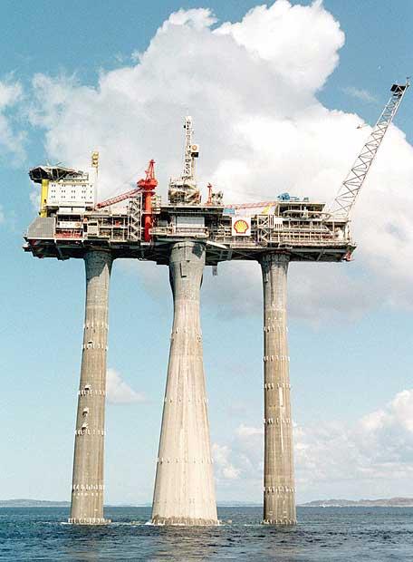 La plataforma troll de gas natural edici n impresa el pa s for Imagenes de gas natural