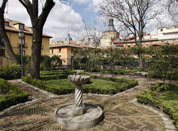 Resultado de imagen de jardín Príncipe de Anglona