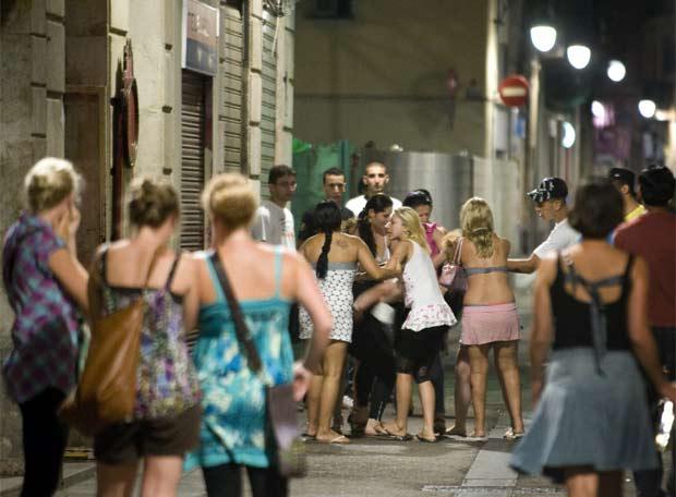 prostitutas ecuador putas en barcelona