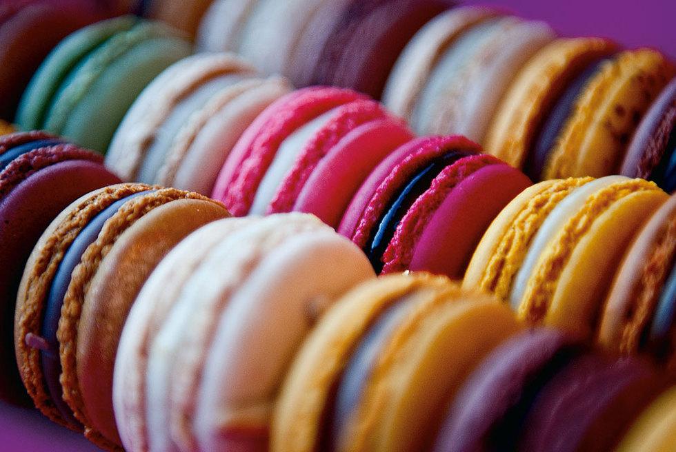 39 macarons 39 peque os dulces franceses edici n impresa for Menu tipico frances