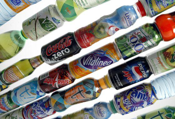 Bebidas en el alcoholicas las azucar