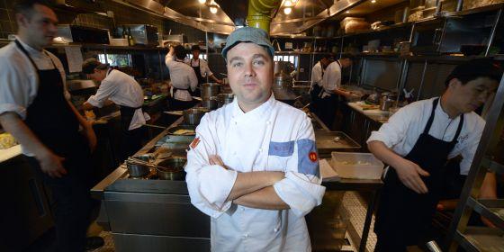 El chef español que triunfa en China  58a83e57a43