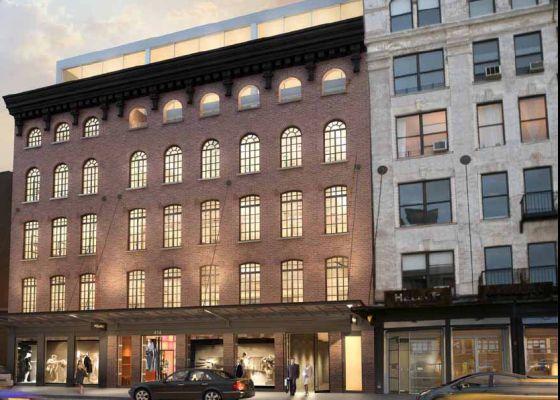 d39a1762598e Amancio Ortega compra un edificio en Nueva York por 69 millones ...