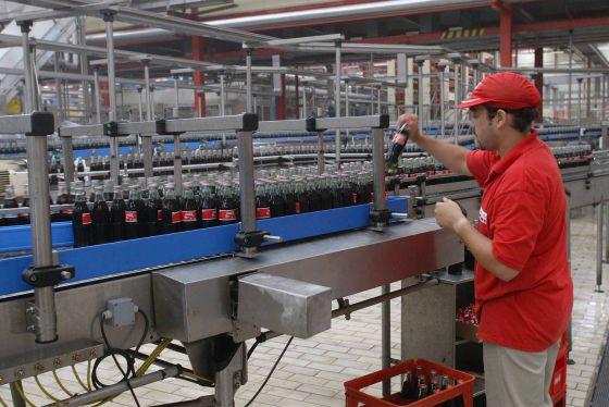 como se fabrican la coca cola