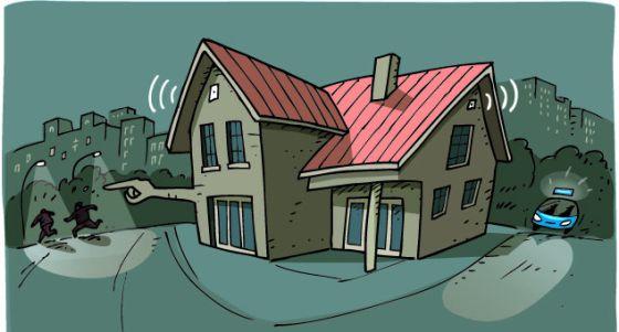 Sistemas de seguridad para el hogar vivienda el pa s - Sistemas de seguridad para casas ...