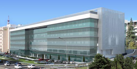 El mercado de oficinas consolida su recuperaci n econ mica for Oficinas de axa