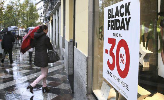 ¿Qué es el  black friday  . Es una jornada de descuentos ... 2091dbdc767
