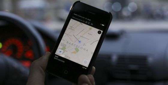 Uber busca conductores con licencia para reanudar su actividad en ...