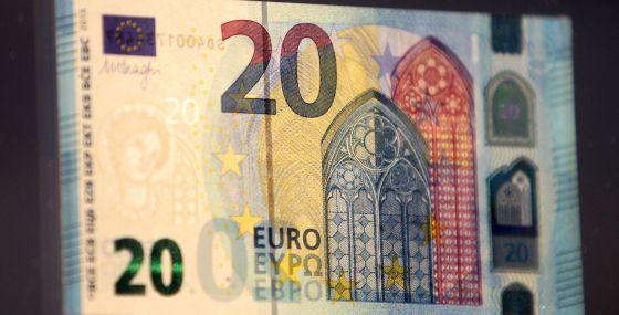 El Nuevo Billete De 20 Euros Entrara En Circulacion El 25 De
