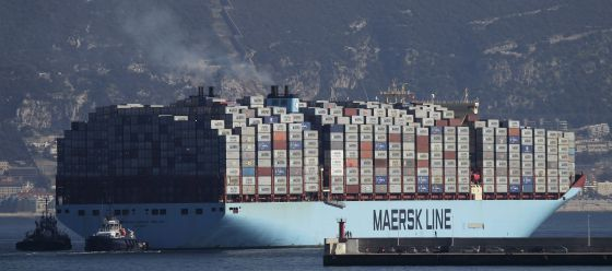 878a5a603 Transporte marítimo: Cinco navieras mueven el mundo | Economía | EL PAÍS