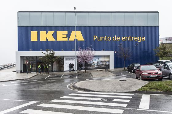 Ikea Pamplona The New Pick Up Point In