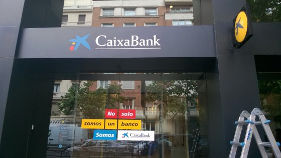 Caixabank culmina la integraci n de la filial espa ola de for Buscador oficinas caixa