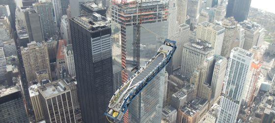 ascensor one world trade center de nueva york