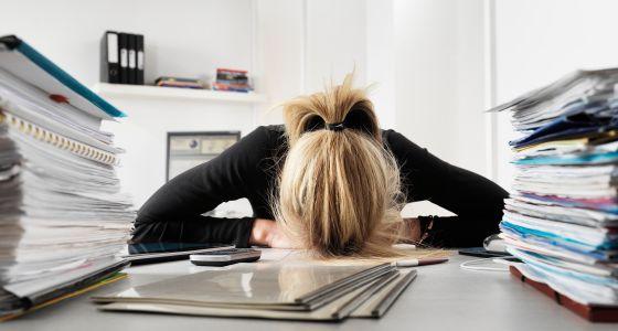 Resultado de imagen para Síndrome de desgaste laboral