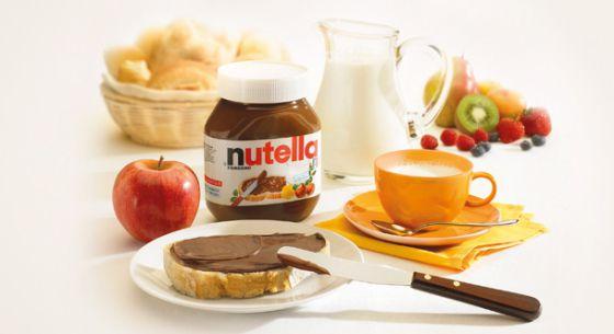 Nutella y el aceite de palma