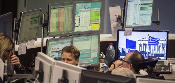 Desde Prever Un 2012 EuroLa Subida Mayor Bolsa Logra Grecia Al jR54L3A