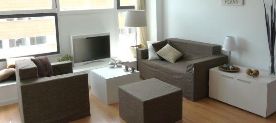 Muebles de cartón para vender casas | Vivienda | EL PAÍS