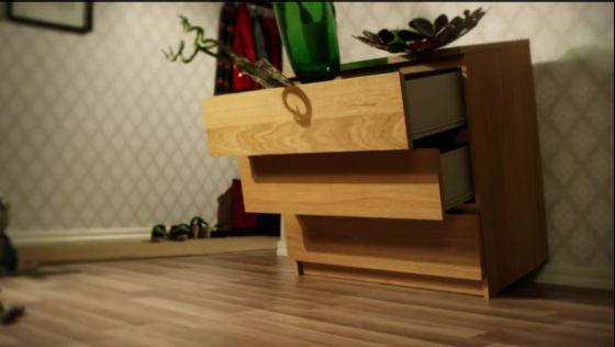 Ikea lanza en ee uu una alerta de seguridad tras la muerte for Muebles cajoneras ikea
