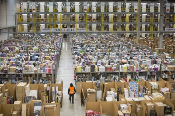 Amazon Fulfillment España Impuestos