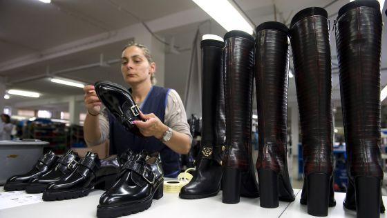 8756f4ec El milagro del zapato | Economía | EL PAÍS