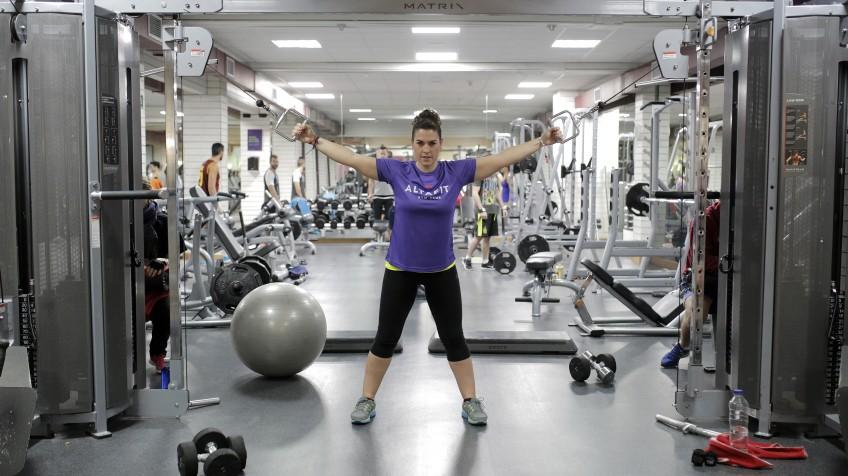 Gimnasios espa a potencia europea del negocio del for Mejores gimnasios