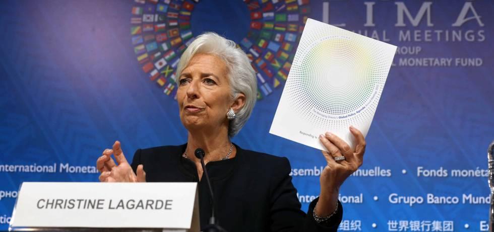 Resultado de imagen de El FMI eleva con fuerza la previsión de crecimiento para España