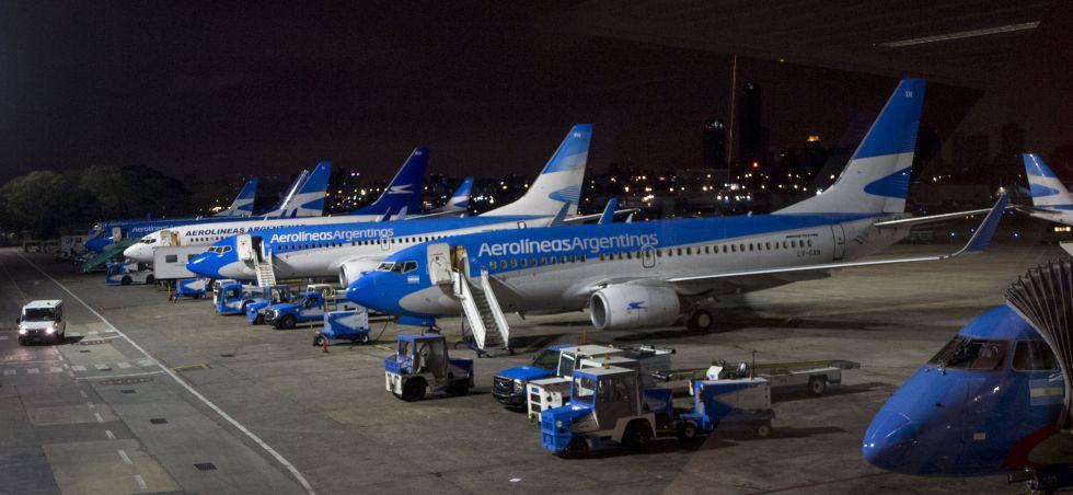 Resultado de imagen para Marsans Aerolineas Argentinas